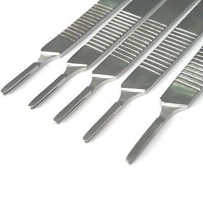 Scalpel Scalple Blade Handle No 3 x 5 Pieces