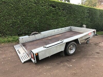 Ifor Williams GX126 plant trailer in Sussex* 3.5 tonne