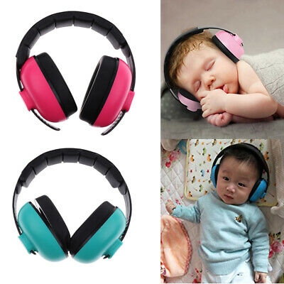 Baby Kids Ear Noise Attenuating Defenders Ear-Muffs 0-5 years x 2