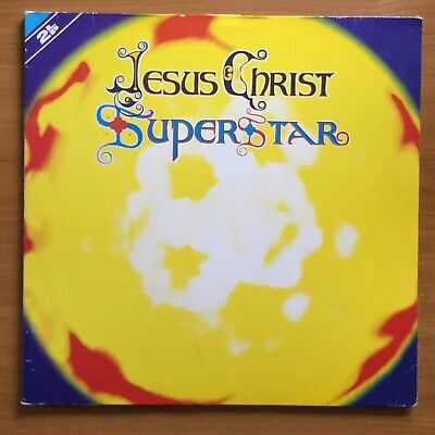 JESUS CHRIST SUPERSTAR - Doppel - LP
