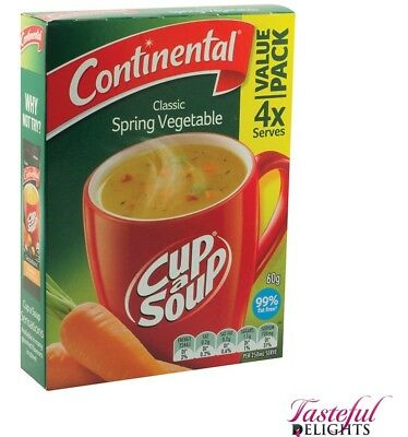 Continental Cup A Soup Spring Vege