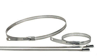 Thermo-Tec Products 13160 Snap Strap Exhaust System Wrap Clamp