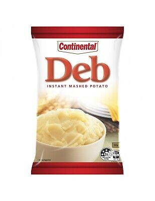 Deb Potato Instant Mashed 350gm