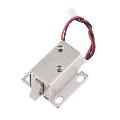 Replacement 24V Mini Electric Magnetic Lock Door Access Entry Upwards Bolt