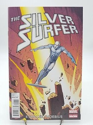 Silver Surfer One-Shot Parable Issues #1 and #2 March 2013 Marvel Comic Book NM