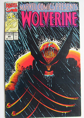 89 WOLVERINE COMIC 1991 VF+ to NM