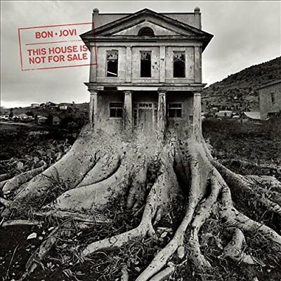 Bon Jovi-This House Is Not For Sale CD NUEVO