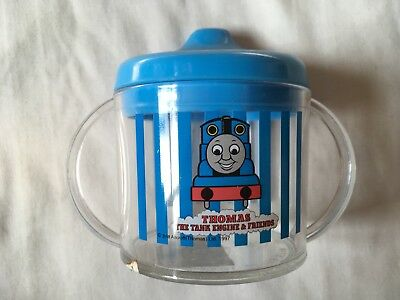 Thomas the tank engine: two-handled baby cup (melamine)