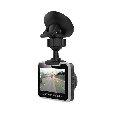 Power Acoustik DVALT Dash Cam Camera Driver Alert Front Collision Lane Warning