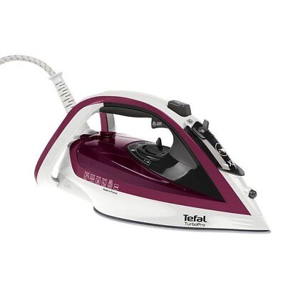 NEW Tefal Turbo Pro Airglide Iron FV5605