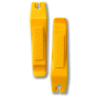 Pedros, Tire lever, Yellow, Pair