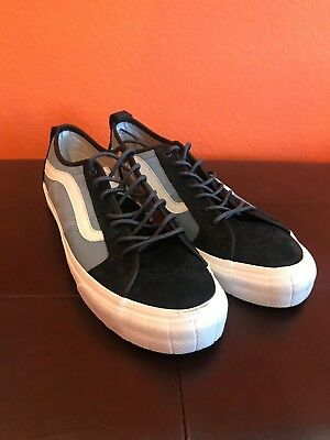 USED VANS VAULT x Taka Hayashi Court Lo Strap Dress Blue Grey ... 02d3dcc1dc