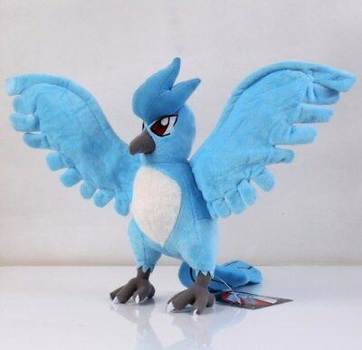 Pokemon Center Articuno 9 inch Soft Plush Toy Stuffed Animal X'mas Doll Gift