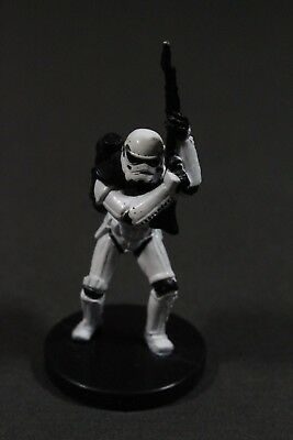WOTC Star Wars Miniatures: Sandtrooper, Champions of the Force 50/60