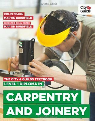 The City  Guilds Textbook Level 1 Diploma in Carpentry  Joinery Vocational