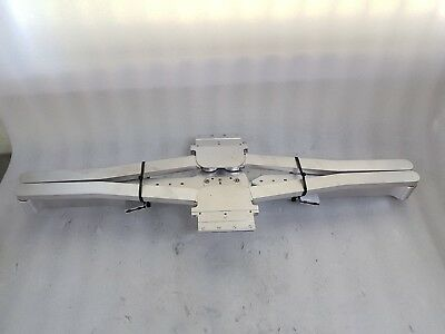BROOKS AUTOMATION P/N 002-0016-34 300mm WAFER TRANSPORT ROBOT DUAL ARM MAG7