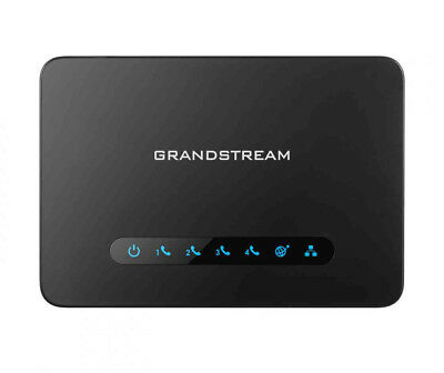 New  Grandstream Networks HT814 VoIP telephone adapter BHT814