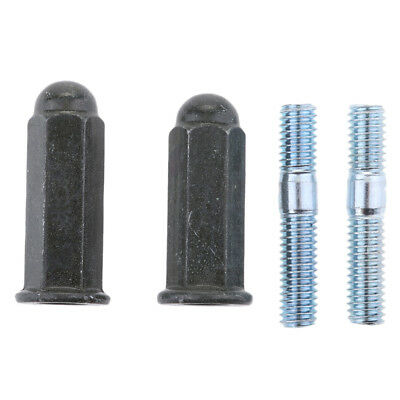 Motorcycle Exhaust Stud Bolt M6 for 110cc 125cc 140cc 160cc 200cc Pit Bike