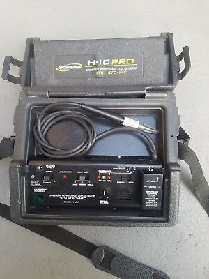 Bacharach H-10 PRO Universal Refrigerant Leak Detector CFC HCFC HFC with Charger