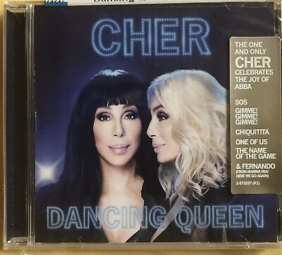 Cher CD 2018 Dancing Queen Sealed  BRAND NEW