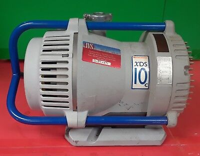BOC Edwards Model XDS10c Oil-Free Scroll Vacuum Pump - For Parts Only