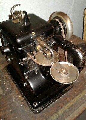 Osann/Lawrence SteinVintage Fur Sewing Machine, Leather, Glove, Hide, Industrial