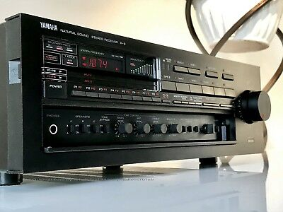 Yamaha R-9 NS, Vintage Stereo Receiver der Extraklasse! Class A,Power Amp,TOP!