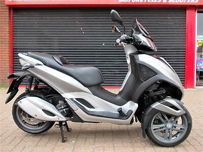 Piaggio Mp3 300 Yourban Lt 2013 One Owner Fdsh New Mot Hpi Warranty Finance