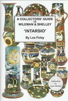 A Collectors' Guide to Wileman & Shelley 'Intarsio' 2018 edition