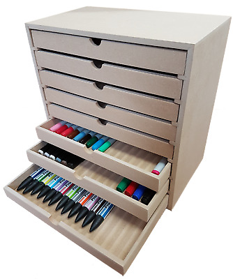 KX Marker Rack (storage chest for all marker pens, ProMarker, Copic, etc,etc)