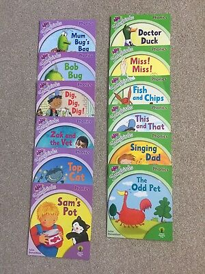 Oxford Reading Tree Songbirds Phonics Collection - Julia Donaldson - 12 Books