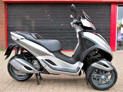 Piaggio Mp3 125 Yourban 2012 One Owner Fdsh Long Mot Hpi Warranty Finance