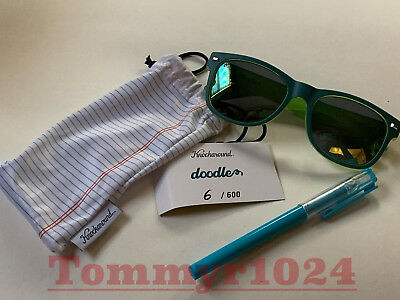 ff4011f5e3df KNOCKAROUND SUNGLASSES  LIMITED EDITION SOLD OUT  Doodle Fort Knocks ...