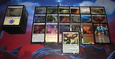 AVACYN, ANGEL OF HOPE - EDH Commander Deck MTG Magic Gathering - TRIBAL ANGELS