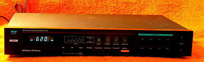 Mcs 3050 Am Stereo Fm Stereo Am/fm Tuner Nec Works
