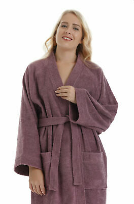 bf469d551d ... %100 Cotton Men s Women s Robe Best Gift for Her.