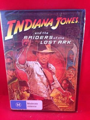 NEW - Indiana Jones And The Raiders Of The Lost Ark - DVD R4