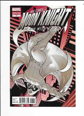 Moon Knight #7 Terry Dodson 1:50 Variant Cover Marvel Comics (2012)