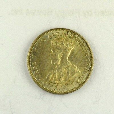 1927 Straits Settlements 10 Cents, No Reserve, Malaysia
