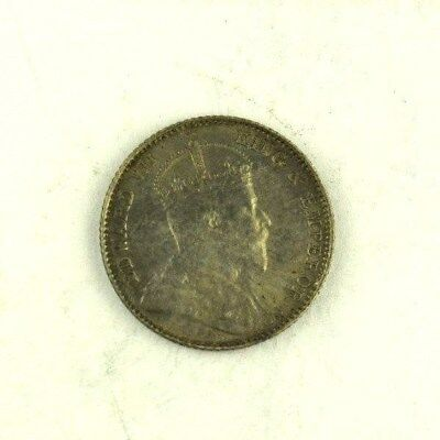 1910 Straits Settlements 5 Cents, No Reserve, Malaysia