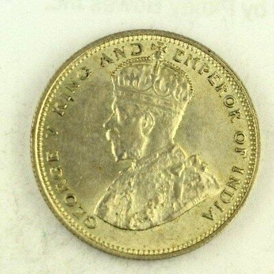 1935 Straits Settlements 20 Cents, No Reserve, Malaysia