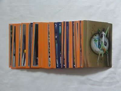 2013 Panini Planes Stickers x 125 - Assorted