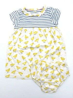 Ex Baby Boden Dress & Pant Hotchpotch Set  0-24 Months 2-3 Years RRP £21