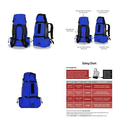K9 Sport Sack AIR   Pet Carrier Backpack for Small and Medium Dogs   Front...