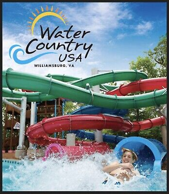 Water Country Usa Tickets Promo Savings Tool Discount $29 & $35 ~ Great Deals!