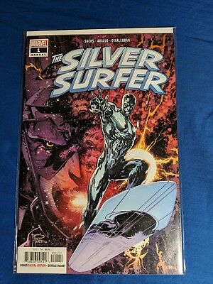 Silver Surfer Vol 7 Annual #1 Cover A Regular Philip Tan Cover
