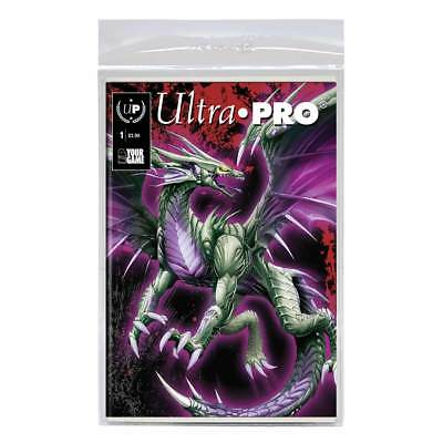 """Ultra PRO 1x Comic Book Preserver Bag Protector Sleeve Current Size 7 x 10"""""""