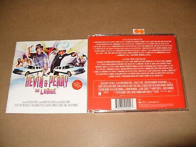 Soundtrack  Kevin And Perry Go Large 2 cd /MC Set, 2000) Ex + Condition