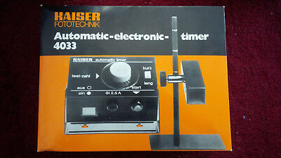 Kaiser Fototechnik Automatic-electronic-timer 4033