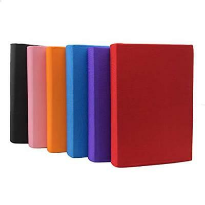 (LOT of 20) Stretchable BOOK COVERS Stretch STYLES/COLORS VARY Reusable 8.5x11